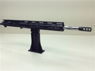 "Our 16"" 5R Upper Assembly offers enjoyable Mid Range Varmint Hunting or Target Practice. The 16"" 5R Upper Assembly offers a Light Weight, Maneuverable compliment to your Lower assembly."