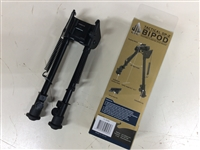 "UTG UTG Tactical OP Bipod, Rubber Feet, Center Height 8.3""-12.7"""