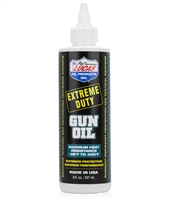 LUCAS Extreme Duty Gun Oil, 4oz Liquid