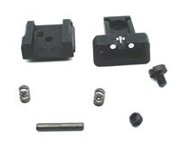 Zigana F&K Adjustable rear sight