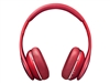 Samsung EO-PN900BREGUS Level On Bluetooth Headset, Red
