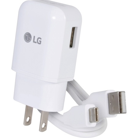 LG G5 Fast Charge USB Type-C (USB-C) Wall Charger