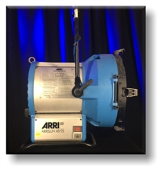 Arri Arrisun 40/25 with Ballast