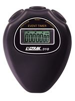 Ultrak 310 Black Stop Watch