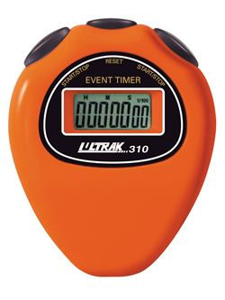 Ultrak 310 Orange Stop Watch