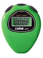 Ultrak 310 Green Stop Watch