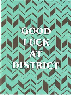 Good Luck at District Card