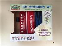 Toy Accordion