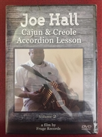 Cajun & Creole Accordion Lesson DVD Vol. 2