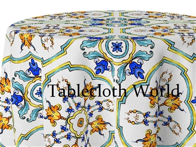 Alletti Custom Print Tablecloths