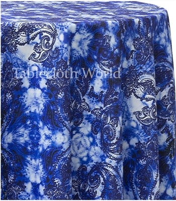 Andalusia Custom Print Tablecloths