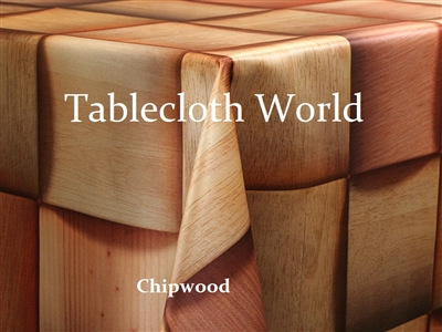 Chipwood Custom Print Tablecloth
