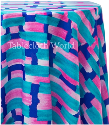 Hashigo Custom Print Tablecloths
