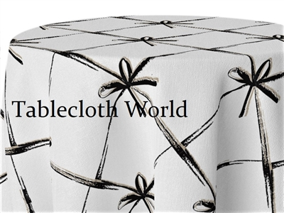 Gift Wrap Custom Print Tablecloths