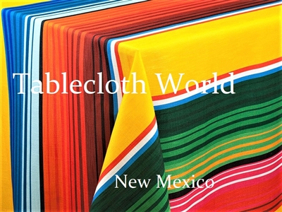 New Mexico Pattern Tablecloths