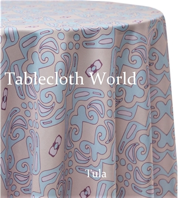 Tula Custom Print Tablecloths