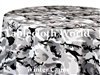 Winter Camo Print Pattern Tablecloths