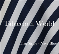 Basic Flag Stripe Napkins