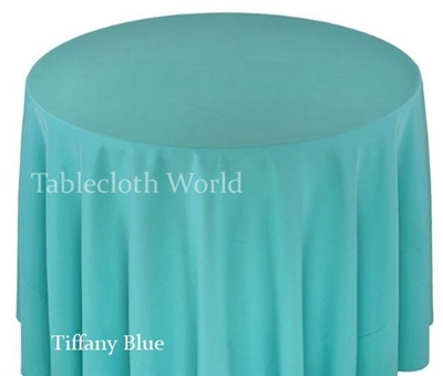 Tiffany Blue Tablecloths