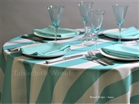 Broad Stripe Tablecloths