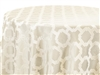Tablecloths Celtic Cross Ivory