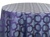 Tablecloths Celtic Cross Purple