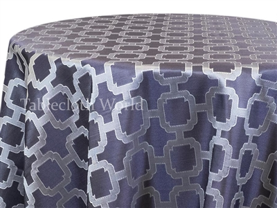 Tablecloths Celtic Cross Silver Purple