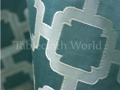 Tablecloths Celtic Cross Surf Blue