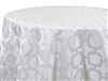Tablecloths Celtic Cross White