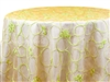 Citrus Sheer Tablecloths