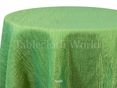 Tablecloths Crinkle
