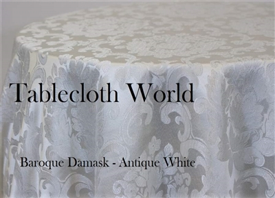 Tablecloths Baroque Damask