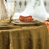 Tablecloths Two-Tone Damask