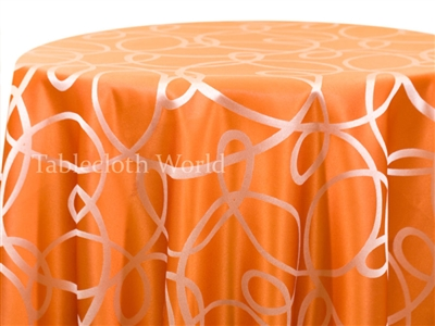 Tablecloths Hula Orange