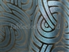 Tablecloths Interlace Blue and Brown