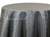 Tablecloths Interlace Silver