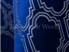 Tablecloths Looking Glass Royal Blue