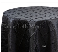 Tablecloths Pintuck