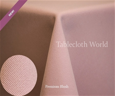 Blush Tablecloths