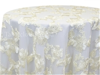 Princess Lace Ivory Tablecloths