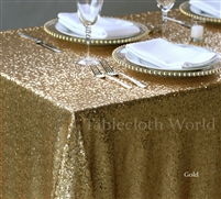 Deluxe Sequin Tablecloths