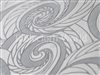 Oceanid Gray Tablecloths