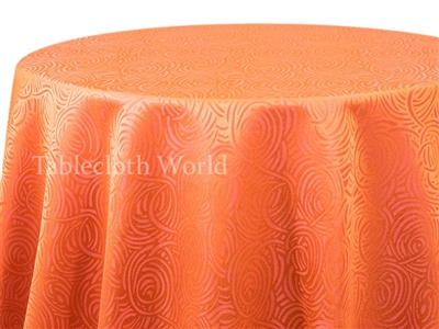 Tablecloths Spaghetti Pink and Orange