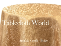 Tablecloths Sparkle Crush