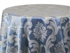 Saint Louis Damask Silver Tablecloths