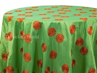 Sun Flake Tablecloths