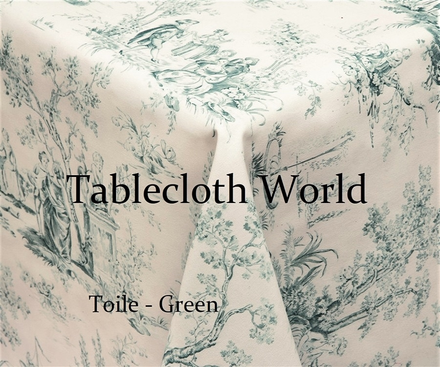 Tablecloths   Toile ...