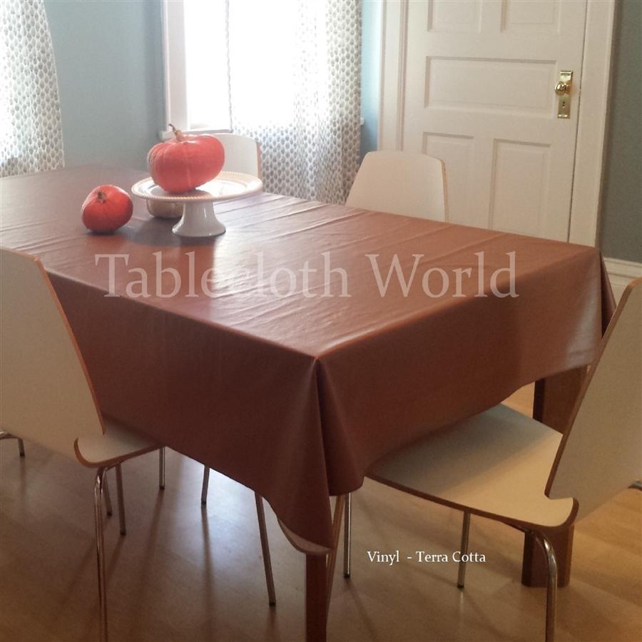 Beau Vinyl Tablecloths · Larger Photo
