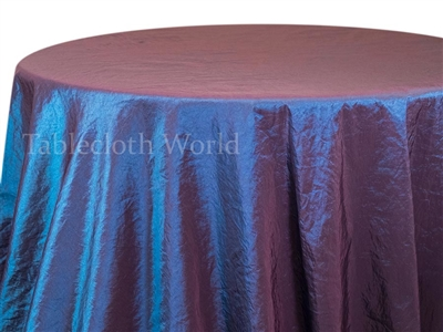 Wrinkle Tablecloths Berry