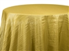 Wrinkle Tablecloths Gold Dust